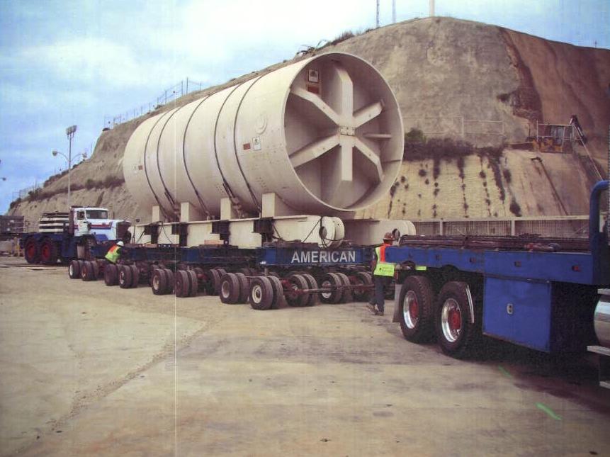1,500,000 lb nuclear reactor