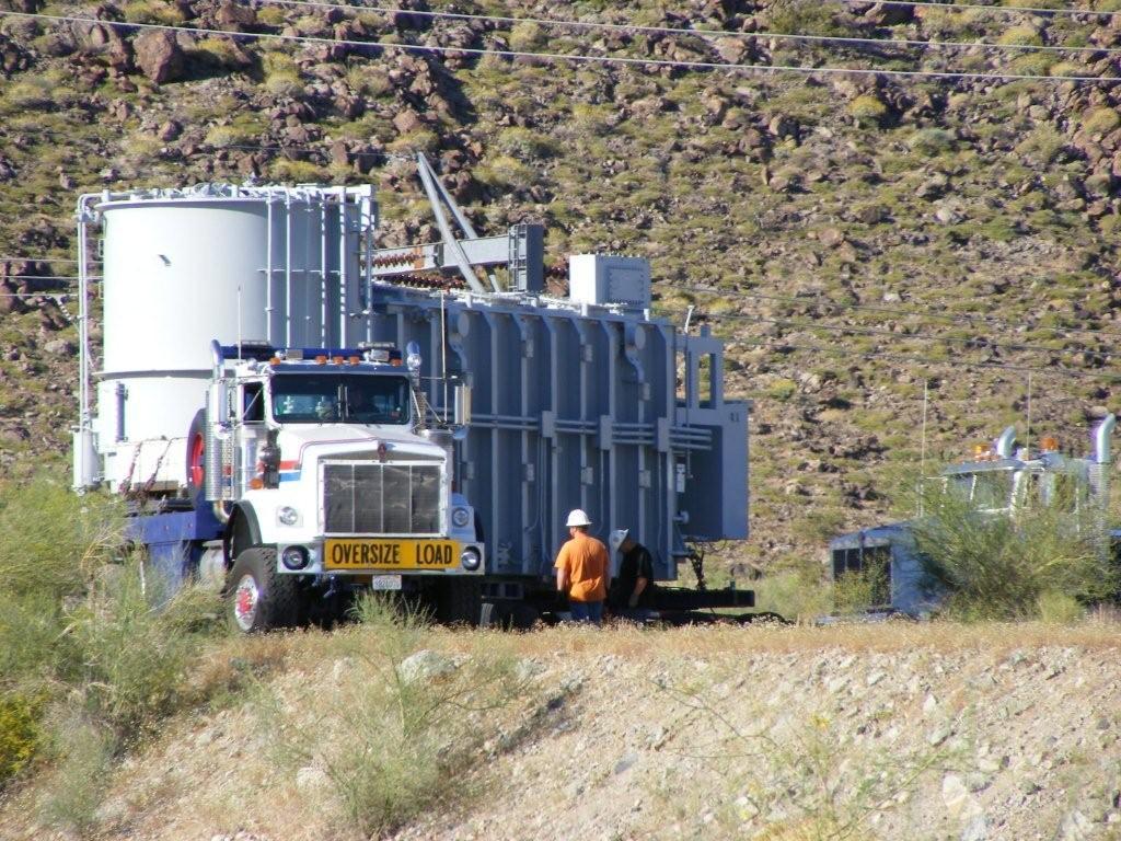 Edison Transformer Relocation