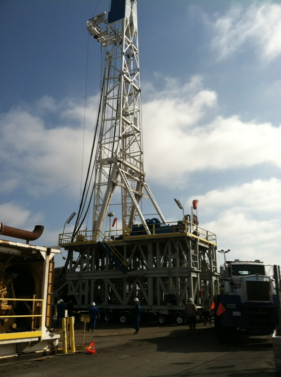 Oil Rig 8